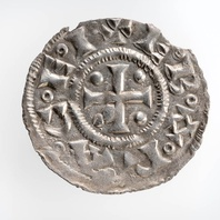 Sihtric Caoch Silver Penny (CM 34-2000) · Vikings in the